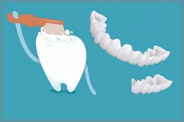 بهداشت دندان بعد استفاده از لمینت متحرک دندان چگونه است